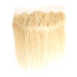 613 Blonde Color 13*4 Straight Lace Frontals